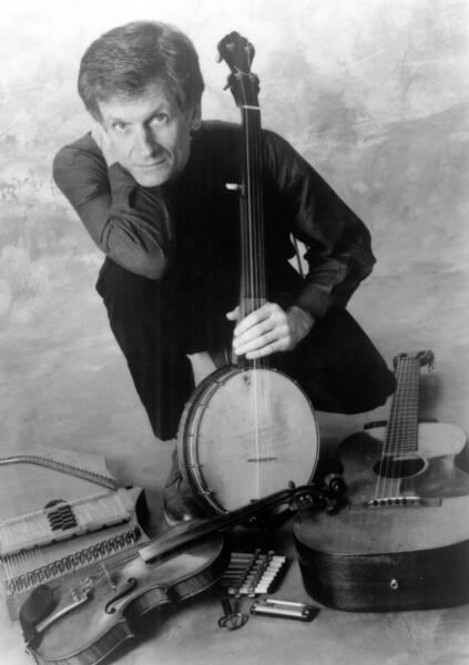 John Jacob Niles Folk Balladeer